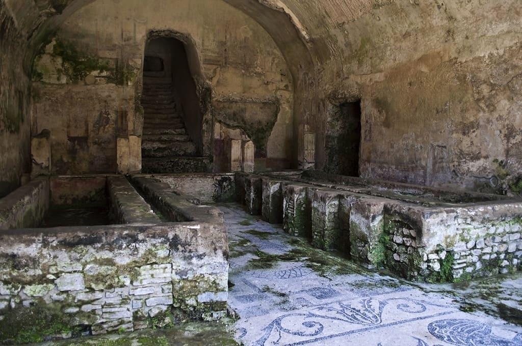 Villa Romana Minori 3