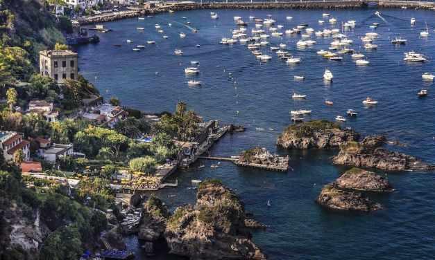 Aenaria, la piccola Atlantide nelle acque di Ischia
