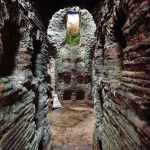 Colombario imperiale del Fusaro, sito archeologico a Baia (Napoli)
