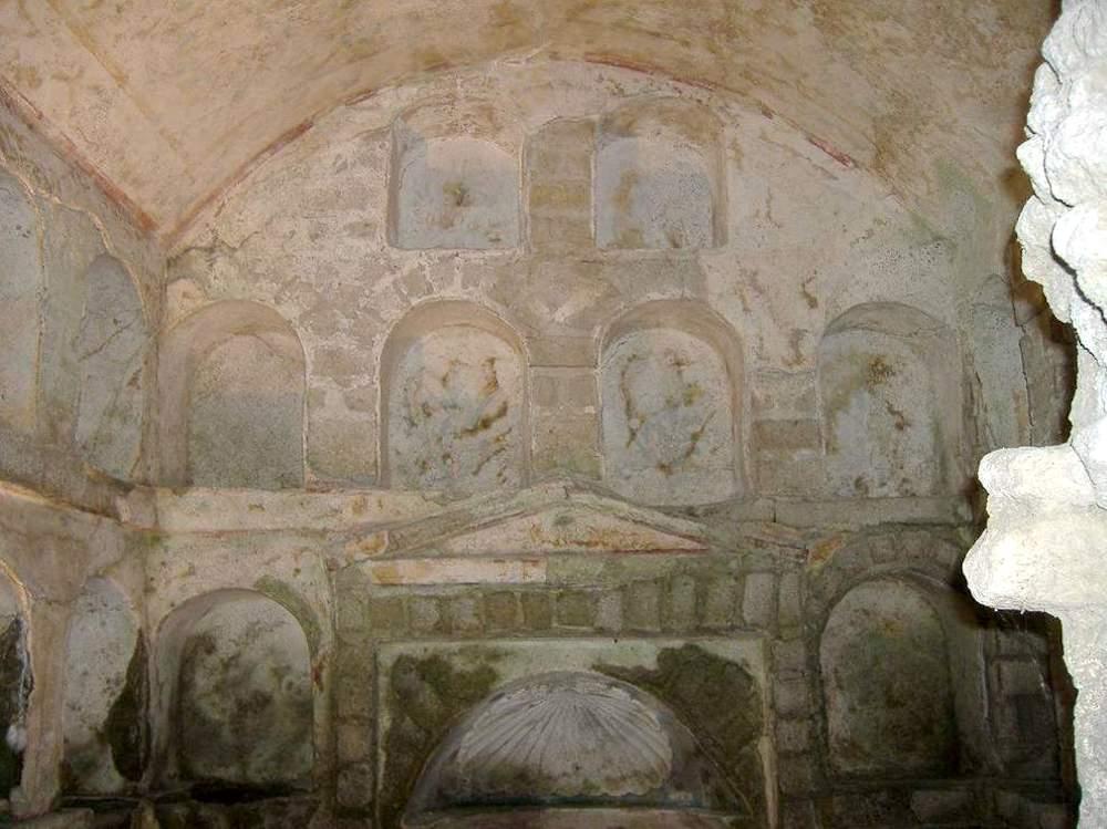 Necropoli di Cappella a Monte di Procida