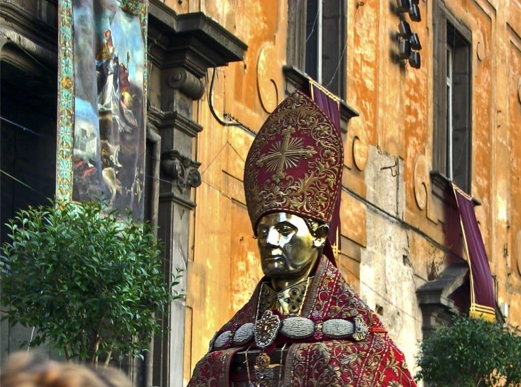 Processione di San Genanro, Foto Kris de Curtis