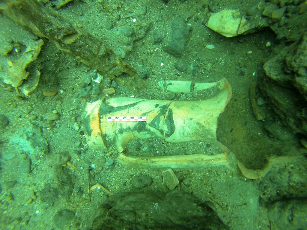 sito archeologico sommerso di Aenaria