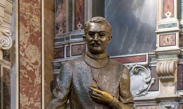 Giuseppe Moscati, il medico santo di Napoli