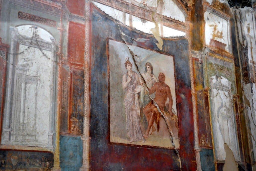 Parco Archeologoco di Ercolano 2