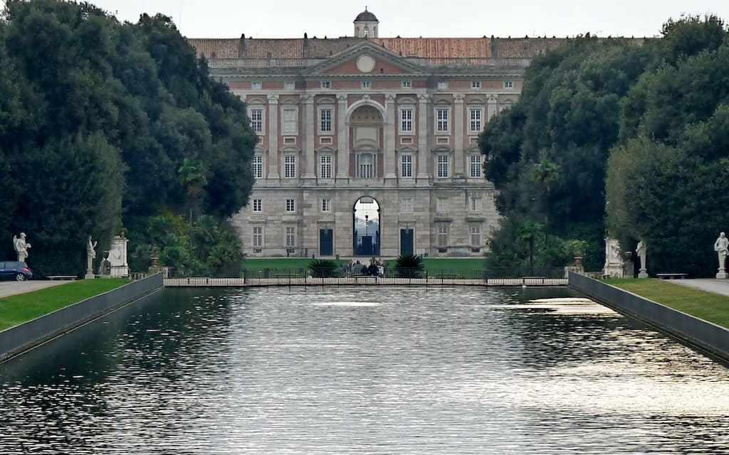 Le fontane della Reggia di Caserta