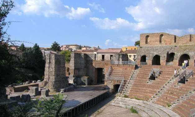 Teatro romano di Benevento un sorprendente viaggio nel tempo