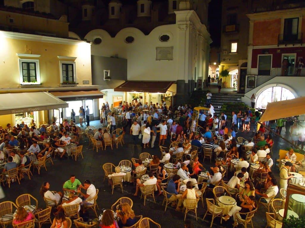Capri la Piazzetta