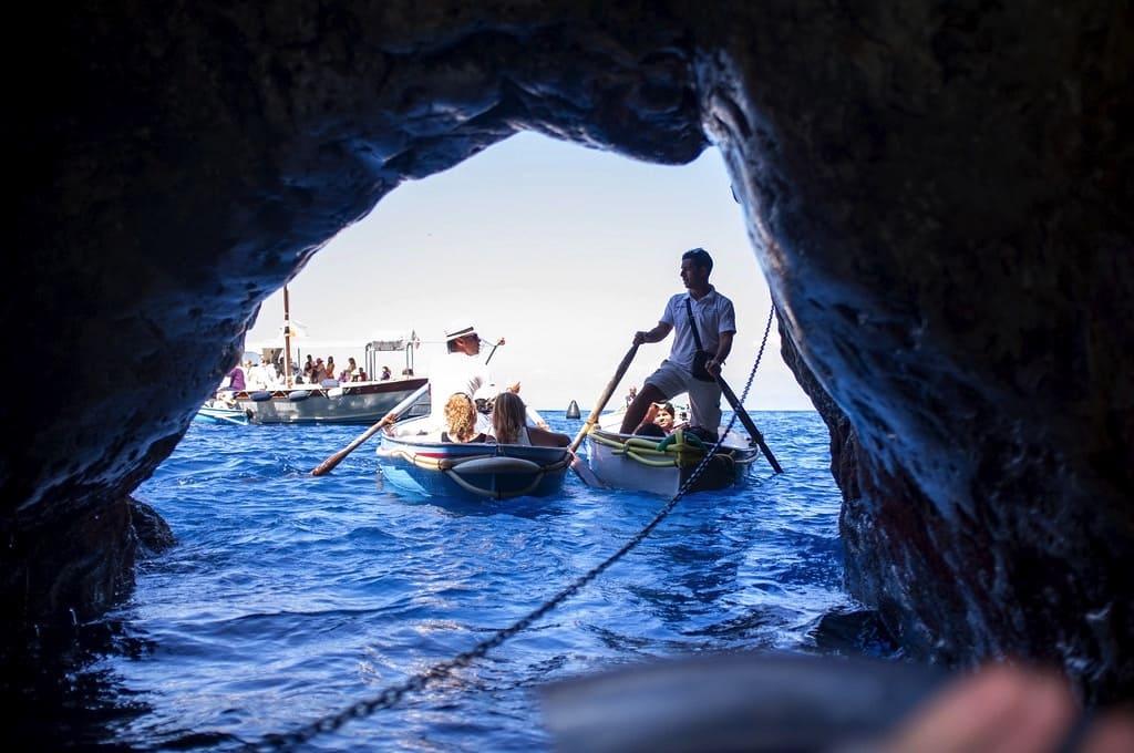 Grotta Azzurra - PH Stephen Harper