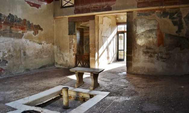  I Venerdì di Ercolano, percorsi notturni e tableux vivants al parco archeologico
