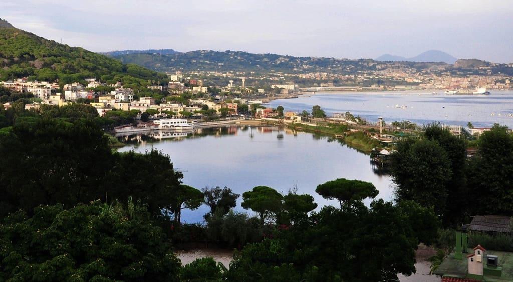 Lago Lucrino - Campi Flegrei