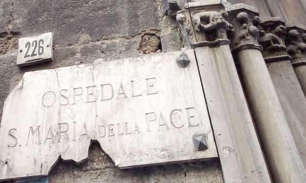Chiesa di Santa Maria della Pace e il Lazzaretto