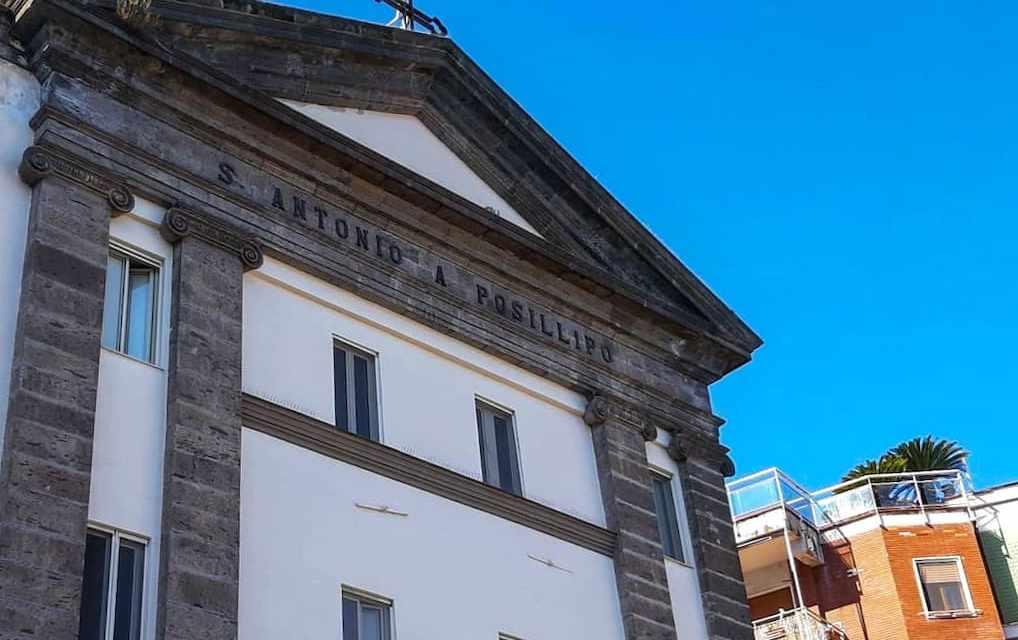 La Chiesa di Sant'Antonio a Posillipo