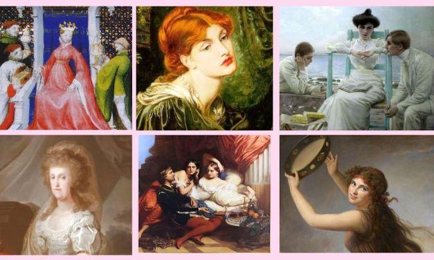 Le donne di Napoli, Tour dal Maschio Angioino al Castel dell'Ovo