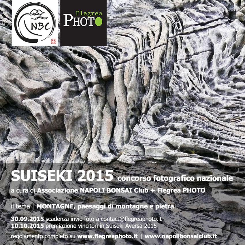 Suiseki 2015 | Concorso fotografico nazionale