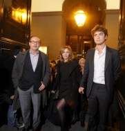 Valeria Golino e Riccardo Scamarcio - Il gran galà del San Carlo