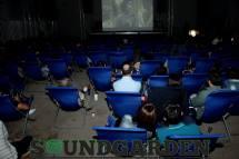cinema all'aperto sound garden