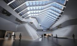 Stazione di Napoli Afragola progetto