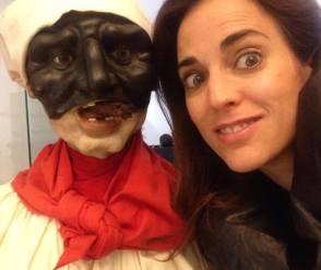 22 Pulcinella selfie! #OnlyinNaples #pulcinella #amorealdente #napoli #commedia