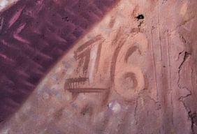 Numero 16 © Vincenzo de Simone