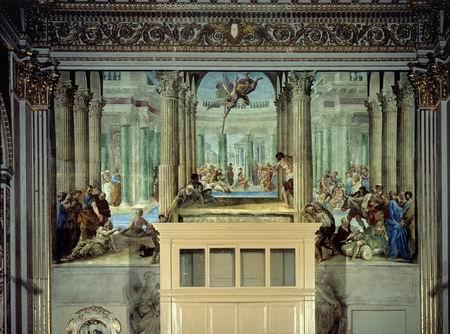 CHIESA DEI SANTI APOSTOLI a NAPOLI