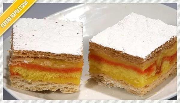 Zuppetta Napoletana come preparare questo dolce