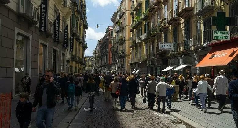 Via Toledo a Napoli storia come arrivare
