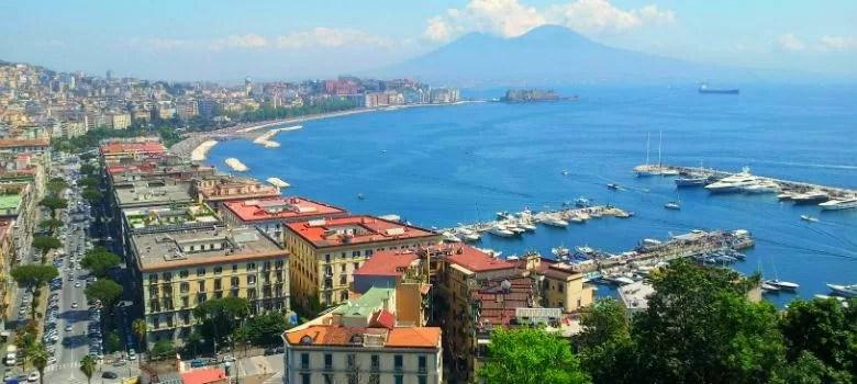 Napoli dallalto i migliori punti panoramici per ammirare vedute mozzafiato