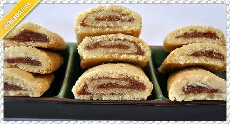 Ricetta dei biscotti alla marmellata di fichi  Cucinare alla napoletana