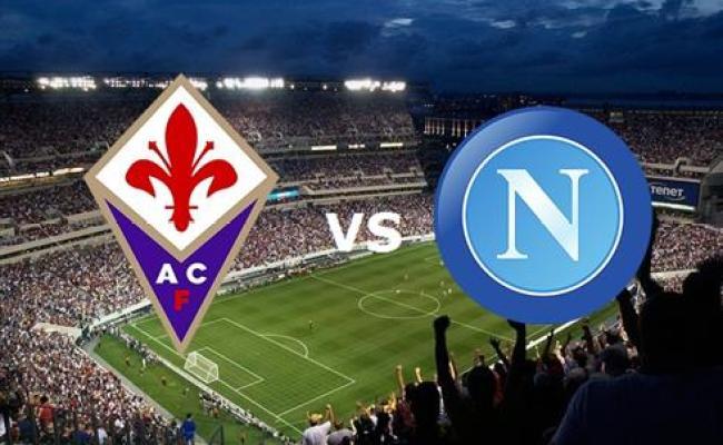 Diretta Online Serie A Fiorentina Napoli 3 4 Live