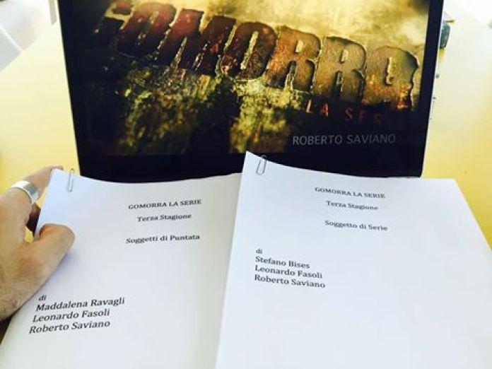 Gomorra 3: la sceneggiatura è già pronta