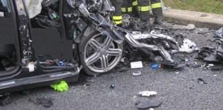 Incidente a Giugliano, morto un ragazzo di 24 anni