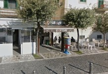 Incidente a Pozzuoli al bar Exytus