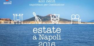 Estate a Napoli 2016, calendario eventi