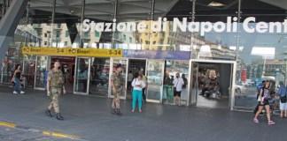 Stazione Centrale, furto a Napoli ai danni di un sacerdote