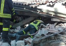 Terremoto Amatrice: il vigile eroe napoletano che salva due bimbe