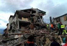 Terremoto oggi, Rieti 24 agosto 2016