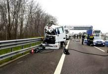 Incidente stradale sull'A1 direzione Napoli: 1 vittima e un ferito