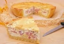 Ricetta pastiera salata napoletana con il grano