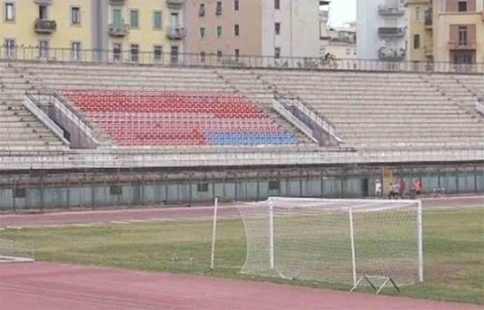 De Lauretiis guarda allo stadio Collana al Vomero per il Napoli