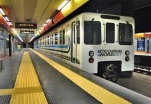 Morte sui binari, travolto da un treno della metro Linea 2