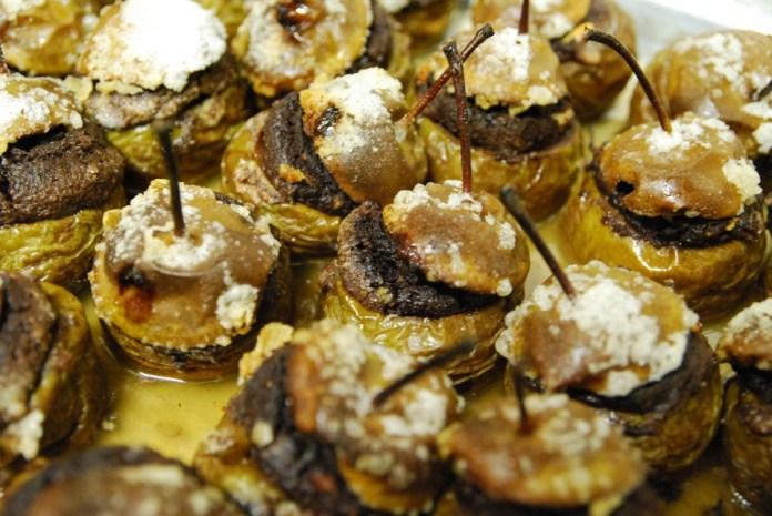 Ricetta delle pere di mastantuono ripiene al cioccolato