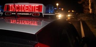 Incidente stradale a Nola, A30: 2 morti e 2 feriti