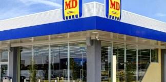 Pozzuoli: rapina e conflitto a fuoco in un supermercato