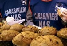Melito di Napoli: chiusura di una pasticceria, sequestrati dolci pericolosi