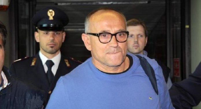 Camorra: arrestato giuseppe simioli