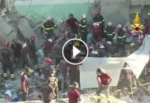 Crollo Palazzo Torre Annunziata, 8 vittime: ecco chi erano