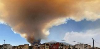 Incendio sul Vesuvio: il primo uomo incastrato dalle telecamere