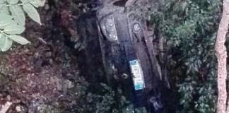 Incidente a Capodimonte: giovane finisce in una scarpata