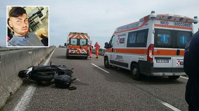 Varcaturo, brutale incidente stradale: una giovane vittima