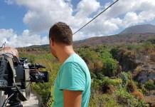 TGR Campania: servizio speciali incendi sul Vesuvio